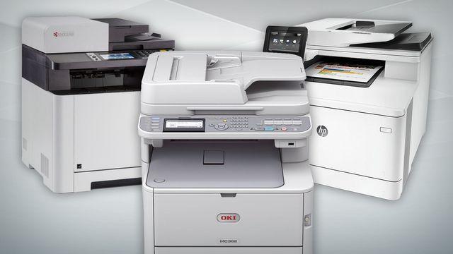 Farblaser-Multifunktionsdrucker - Das sind die Top 3
