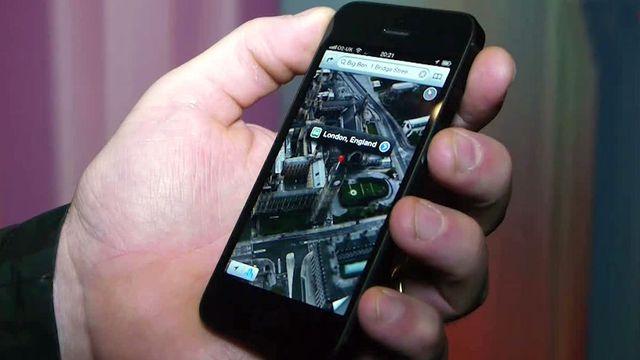 iPhone 5 Praxis-Test