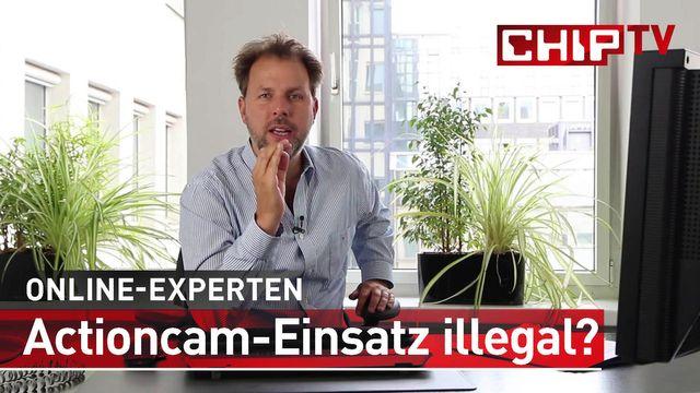 Nutzung von Dashcam und Actioncam illegal? - Rechtsanwalt Solmecke klärt auf