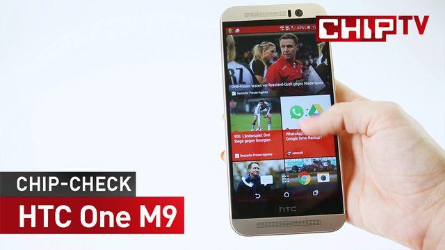 HTC One M9 - Handy - CHIP-Check
