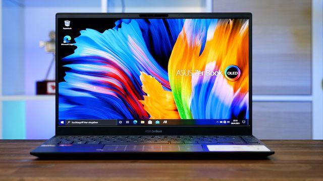 Asus ZenBook 13 OLED UM325UA-KG004R im Test