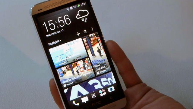 HTC One Praxis-Test
