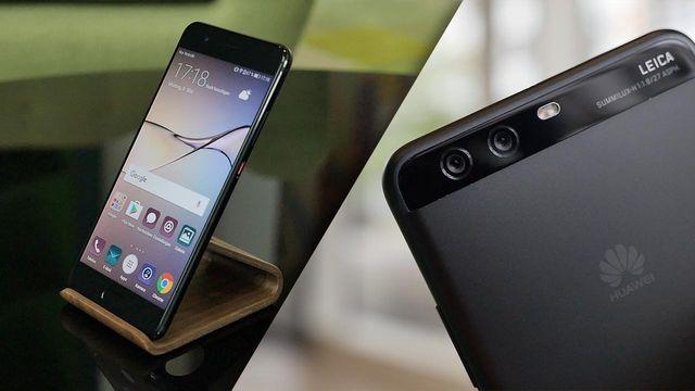 Huawei P10 Plus im Review