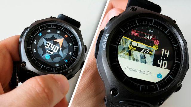 Casio Smart Outdoor Watch im Test