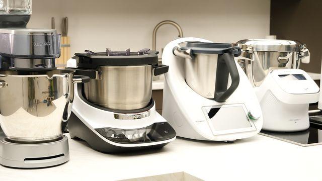 Küchenmaschinen mit Kochfunktion: Das sind ihre Tücken