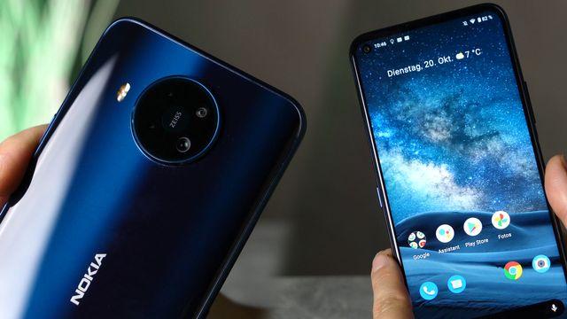 Nokia 8.3 5G im Test
