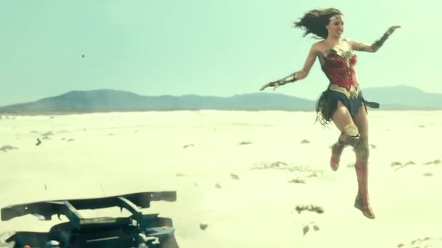 Warner Bros. present: Wonder Woman 1984