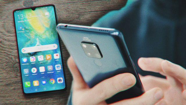Huawei Mate 20 X im Review