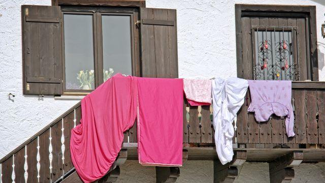 So trocknen Sie Ihre Wäsche im Winter