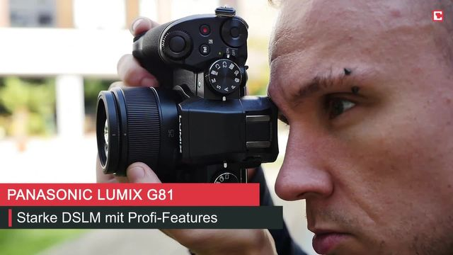 Panasonic Lumix G81 im Review