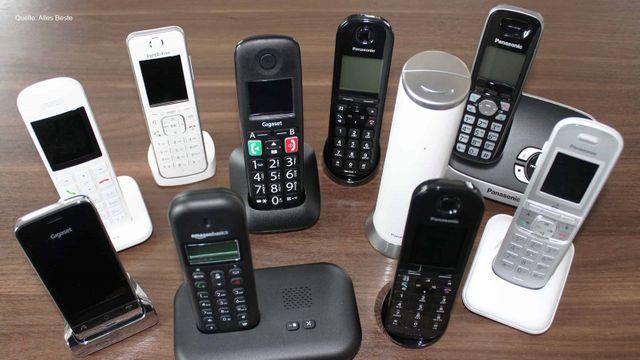 Die besten DECT-Telefone