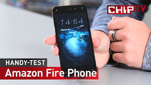 Amazon Fire Phone - Test und Review