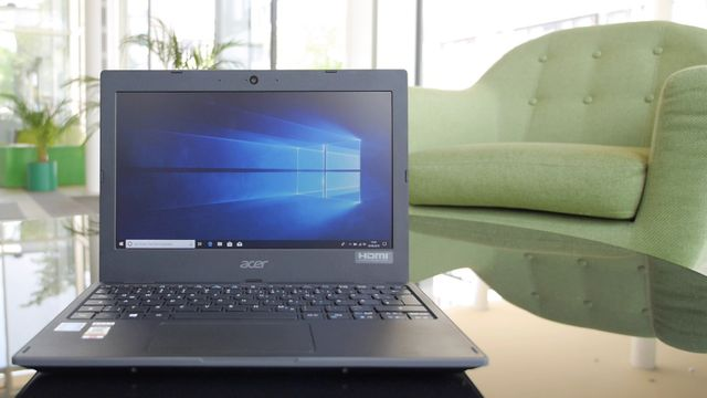 Acer TravelMate B1 im Review