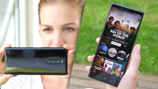Sony Xperia 1 im Review