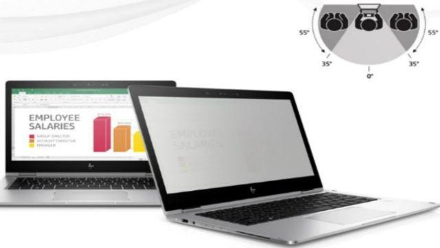 HP EliteBook 840 G3 (X2F52EA#ABD) mit Sure View-Funktion
