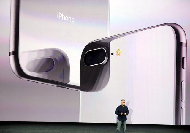 iPhone 8 mit kleinerem Akku als das iPhone 7