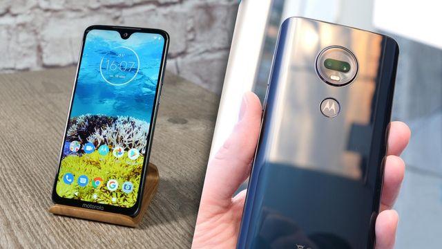 Motorola Moto G7 Plus im Review