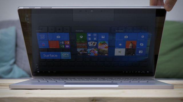 Das Surface Book 2 im Review