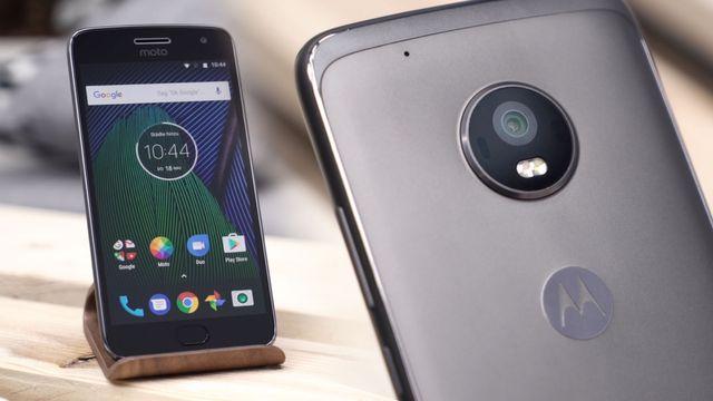 Moto G5 Plus im Review