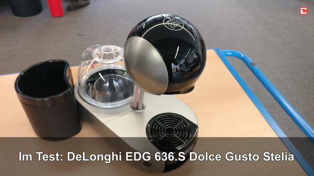 Im Test: DeLonghi EDG636.S Dolce Gusto Stelia