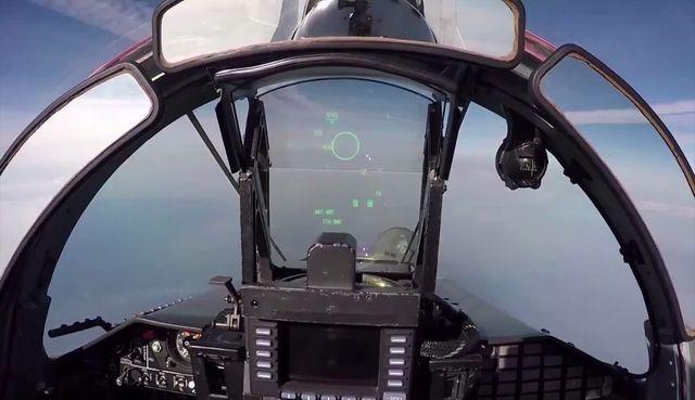 Kein Flugsimulator: GoPro Aufnahmen aus einer MiG-29