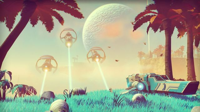 No Man's Sky - Launch Trailer - PlayStation 4