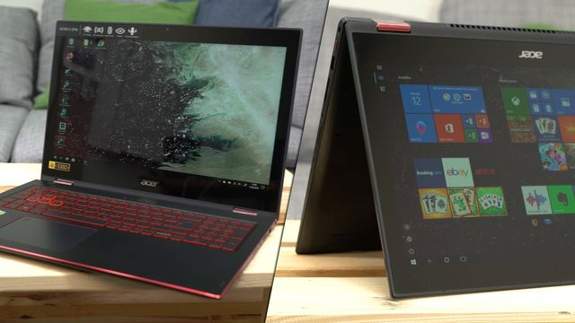 Acer Nitro 5 Spin im Review