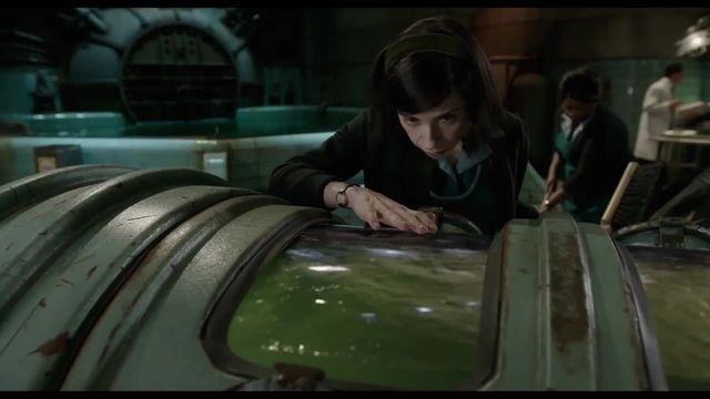 """FOX Searchlight presents Trailer of """"The Shape of Water"""