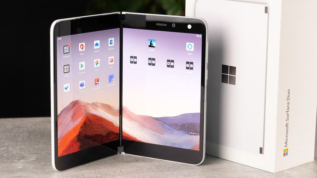 Microsoft Surface Duo im Test