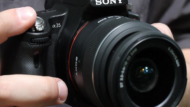 Sony Alpha 35