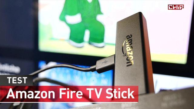 Fire TV Stick: Amazons günstiger Mediaplayer im Test