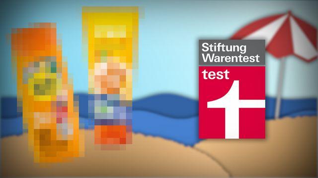 Stiftung Warentest - Das ist die beste Sonnencreme