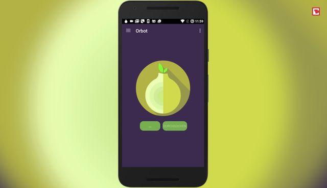 Torbrowser für PC, Android und iOS
