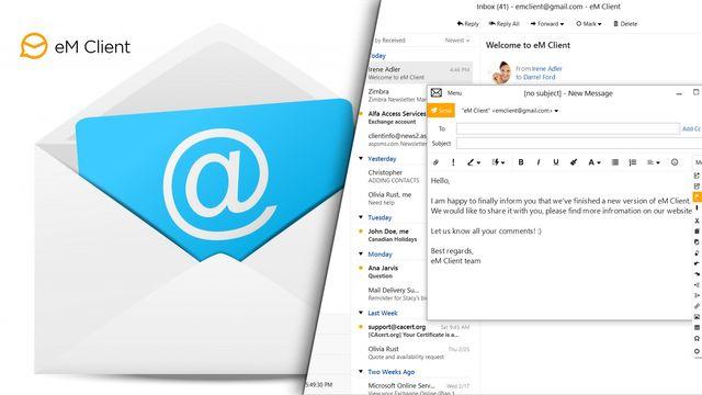 Hochwertige Outlook Alternative im Test
