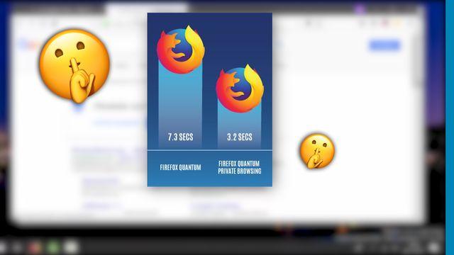 Firefox mit simplem Trick schneller als Chrome machen