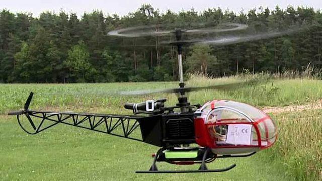 Ein Hubschrauber für jedermann