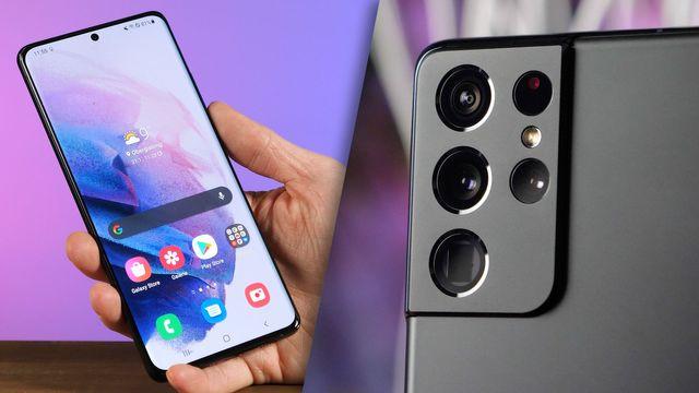 Samsung Galaxy S21 Ultra 5G im Test