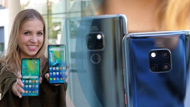 Huawei Mate 20 und 20 Pro im Review