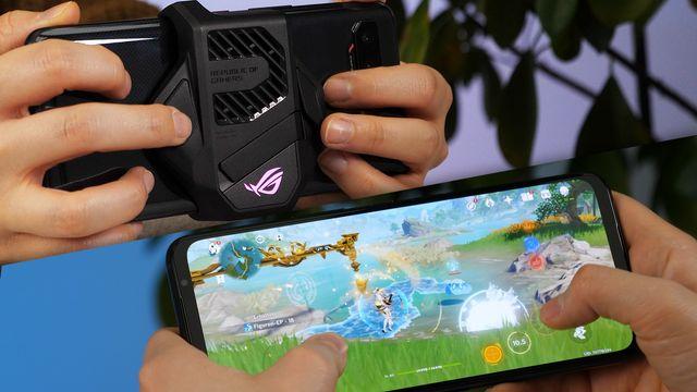 Asus ROG Phone 5 im Test