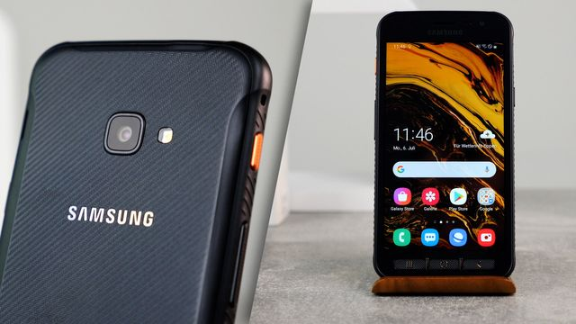Samsung Galaxy Xcover 4s im Test
