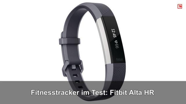 Fitbit Alta HR: Eindrücke aus dem Testlabor