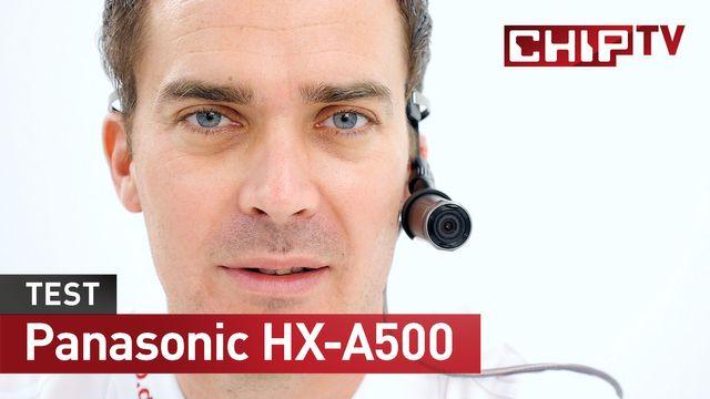 Panasonic HX-A500 - 4k-Action-Cam - Review