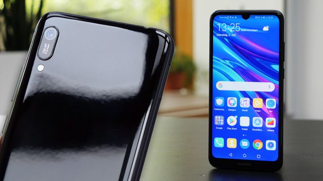 Huawei Y6 (2019) im Review