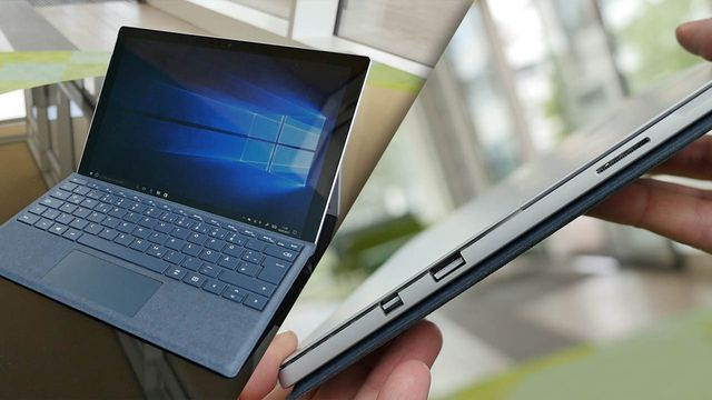 Microsoft Surface Pro (2017) im Review