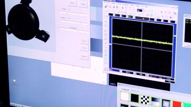 So testet CHIP Online Displays und TFT-Monitore