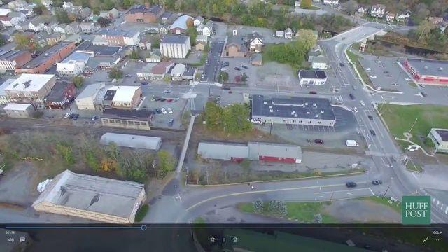 Mann erwischt Ehefrau beim Fremdgehen - mit einer Drohne