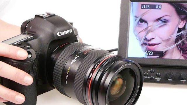 Canon EOS 5D Mark III - Test