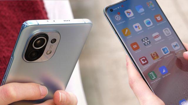 Xiaomi Mi 11 im Test