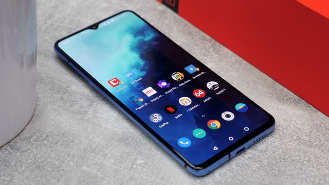 OnePlus 7T im Review