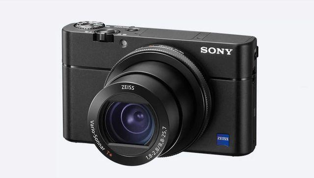 Das ist die Kompaktkamera RX100 V von Sony